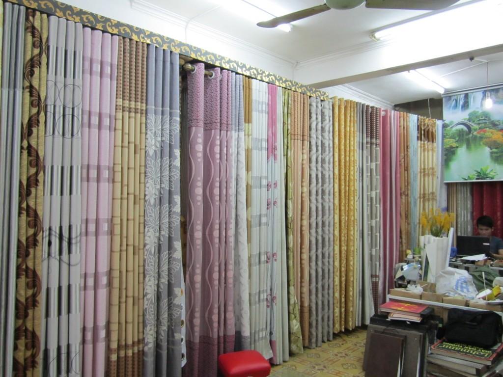 Rèm vải – Rèm orue 008