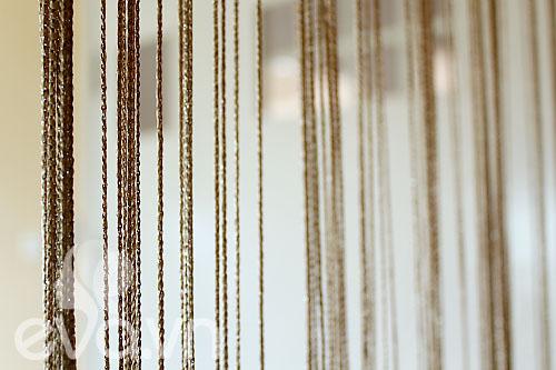 Rèm dây – Rèm sợi 001