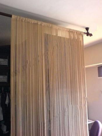 Rèm dây – Rèm sợi 002