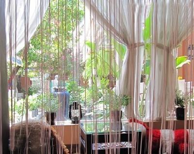 Rèm dây – Rèm sợi 004
