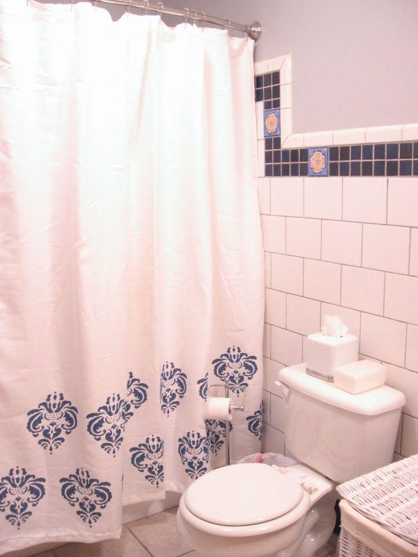 Mẫu Rèm nhà tắm 002