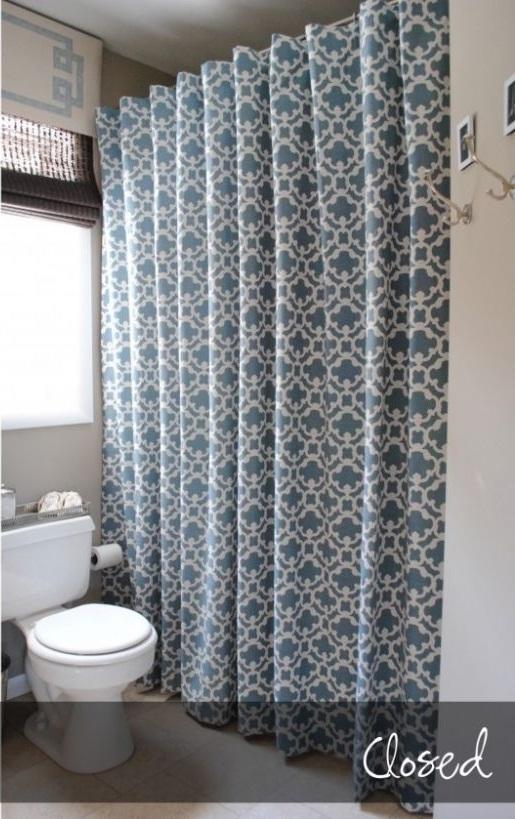 Mẫu Rèm nhà tắm 006A