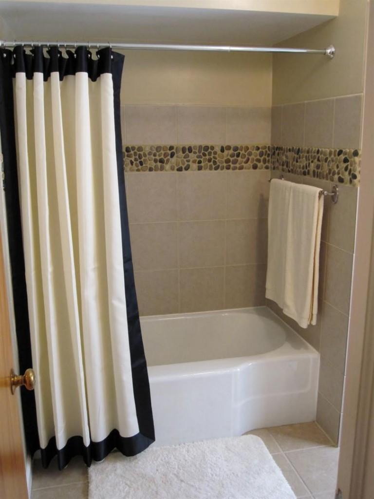 Mẫu Rèm nhà tắm 005