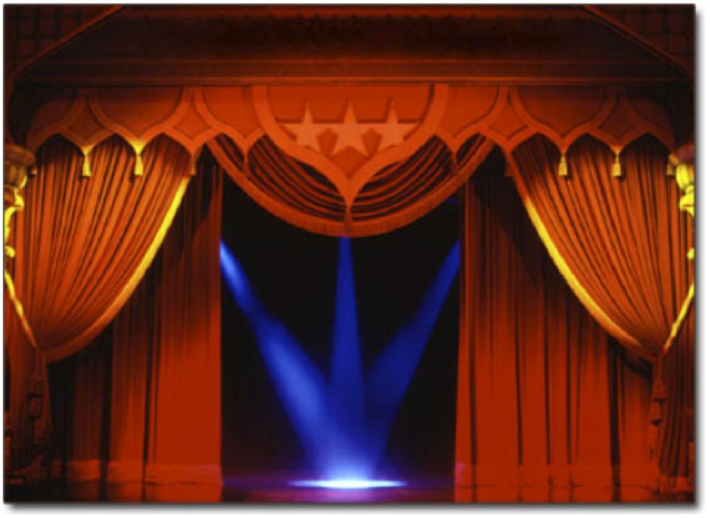 Rèm sân khấu 001