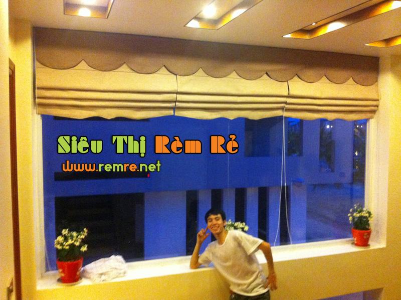 rem-cua-roman-0046_1398013668 Cách chọn được rèm cửa đẹp mà giá rẻ nhất
