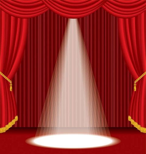 Rèm sân khấu 008