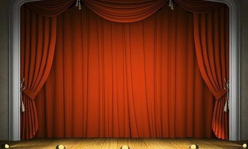 Rèm sân khấu 010