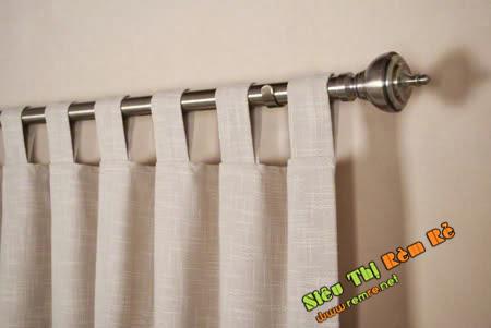 rem-tap Các kiểu dáng thiết kế rèm vải tại Siêu Thị Rèm Rẻ