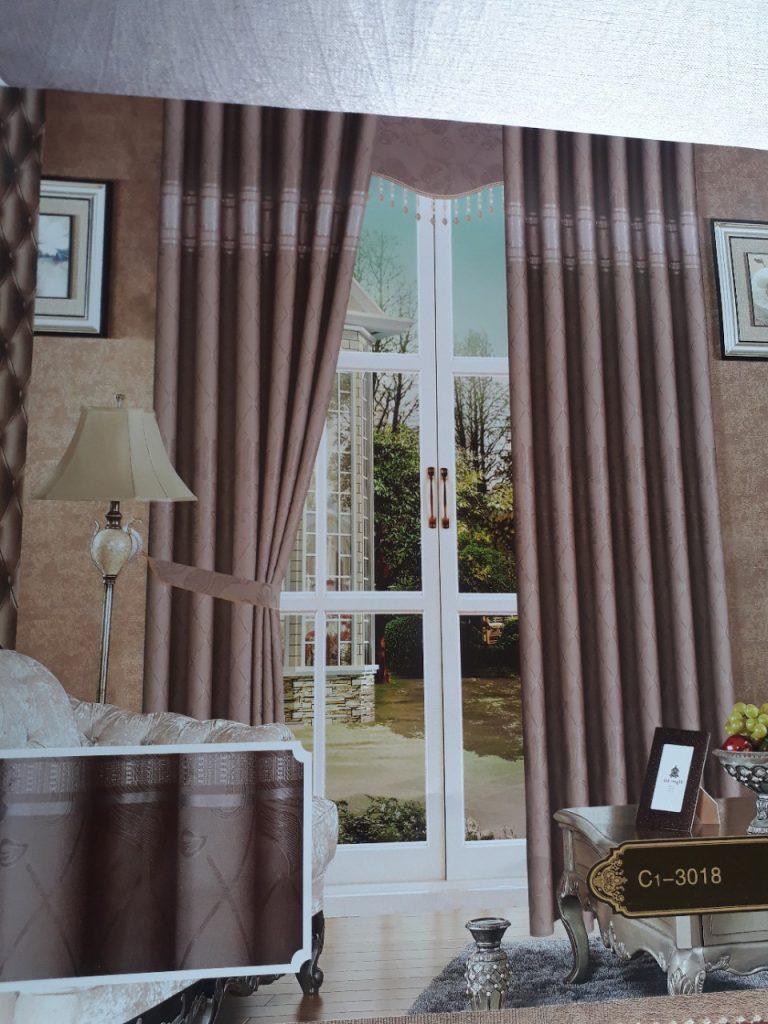 Rèm vải đẹp đồng giá ĐG01